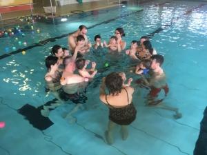 Neuer Kurs: Kleinkinder-Schwimmen